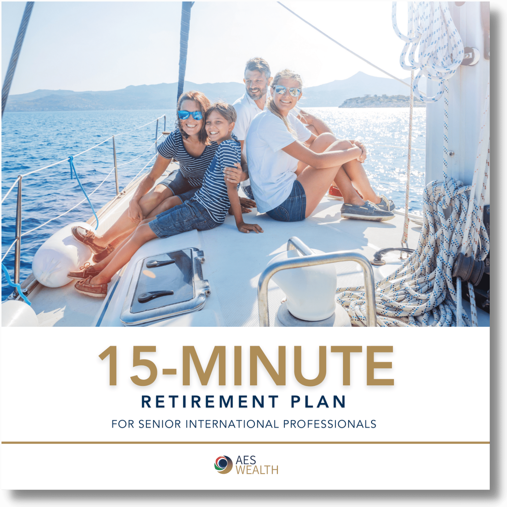 15 minute retirement guide 3d cover