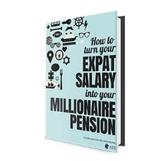 Turn your expat salary into your millionaire pension