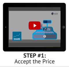 Step 1: Accept the Price