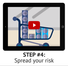Step 4: Spread your risk